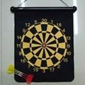Roller Magnetic  Dart  Game