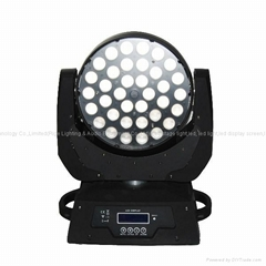 36*10w 4IN1 led moving head wash,LED stage light