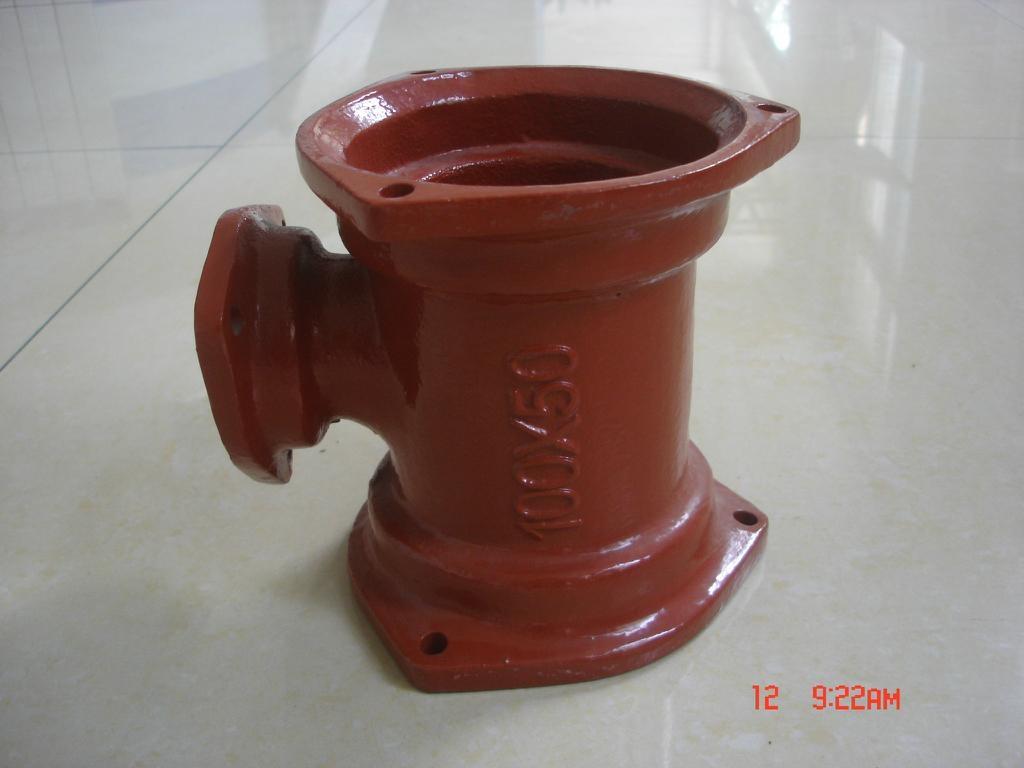 铸铁管件 3