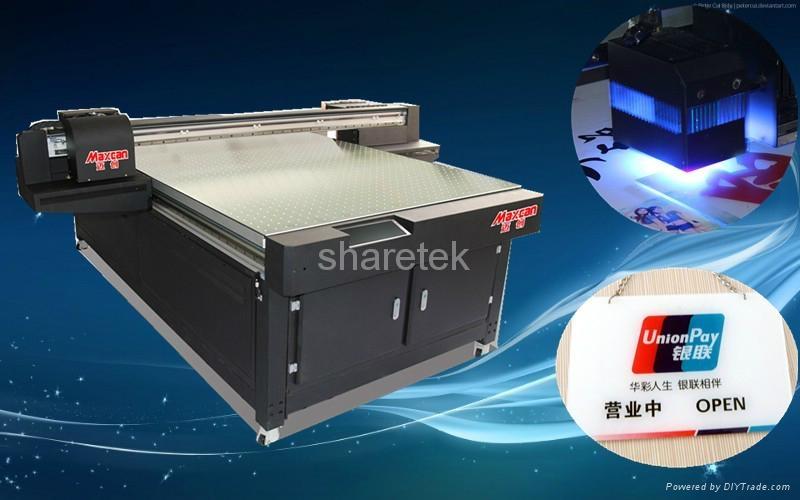 UV平板打印机 1