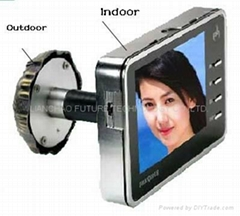 "New Products  2.7""TFT Metal  Door Viewer Monitor"