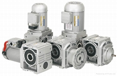 TPG HELICAL WORM GEAR UNITS
