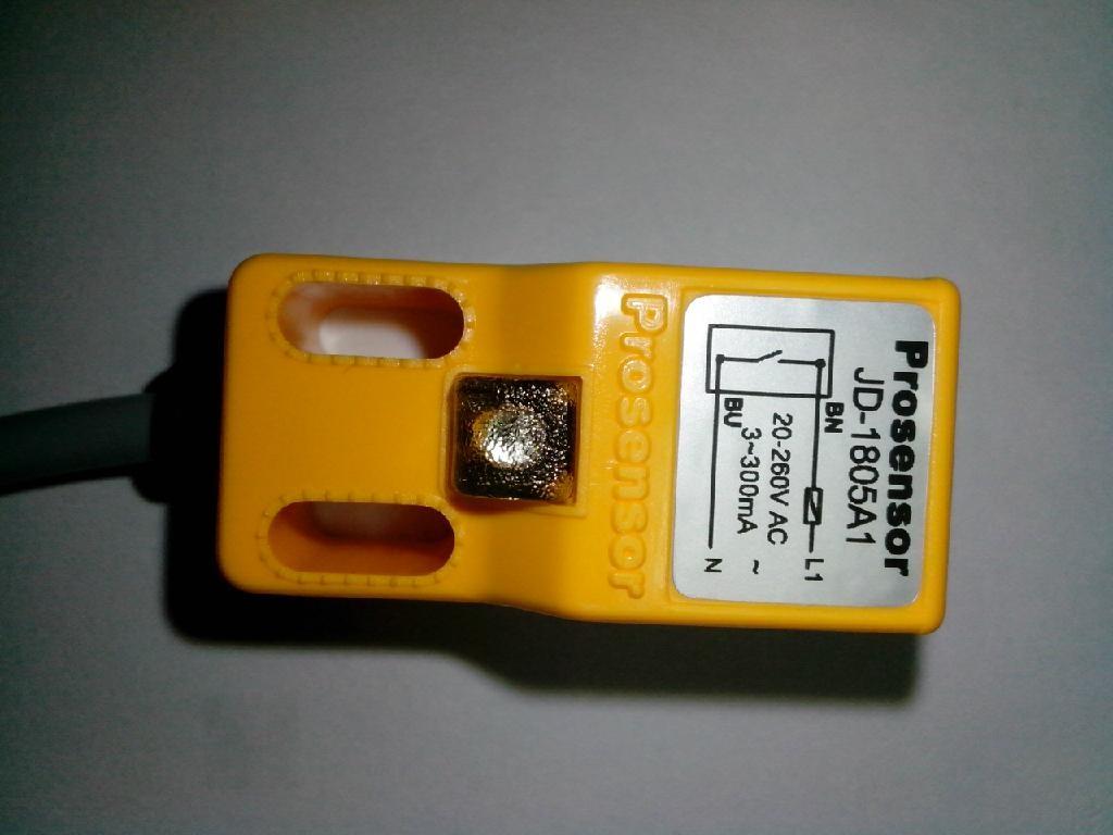 亚鸿光电/近接开关JD-1805E1 2