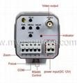 "1/4"" 480TVL Sony CCD 30x Optical IR CUT/ICR Auto Focus CCTV Security Zoom Camera 2"