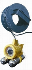 480TVL IR Underwater Camera Fishing Gear w/ 20M Cable 12PCS White IR LED Night