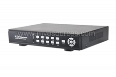 4CH/8CH/16CH Standalone Security CCTV DVR H.264 Full D1 Real Time Digital Video
