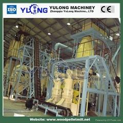 Wood Pellet Production Plant