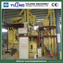 YULONG feed pellet making line