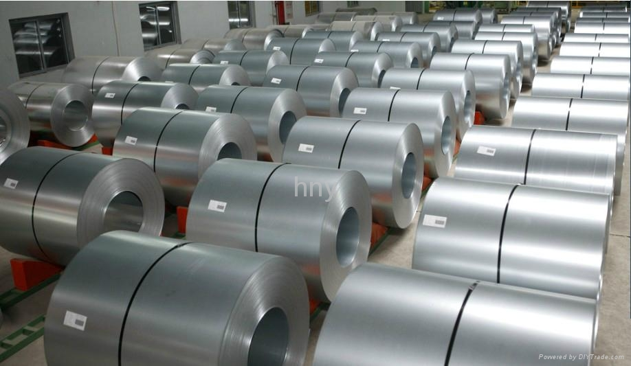 Galvalume (Aluzinc) Steel Coils & Sheets 1