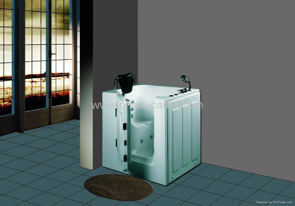 Walk In Bathtub Handicapped Bathtub T 102 TEMSUNG China Manufacturer Pr