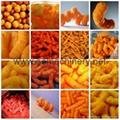 fried/toasted cheetos machine ,kurkure