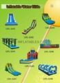 充氣滑梯,充氣大型滑滑梯,儿童滑滑梯 3