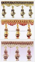 Curtain Long Tassel Fringe