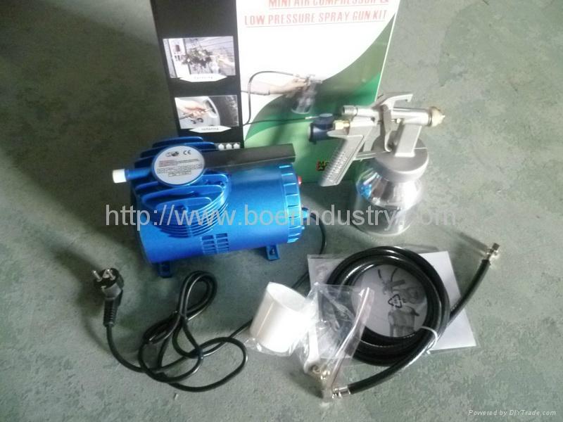 Portbale Air Compressor (AS06K-1) 1