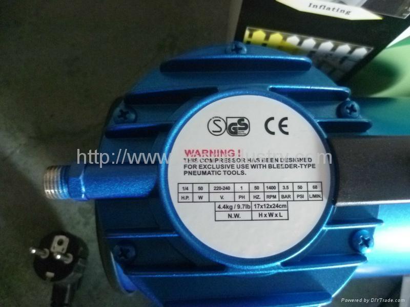 Portbale Air Compressor (AS06K-1) 2