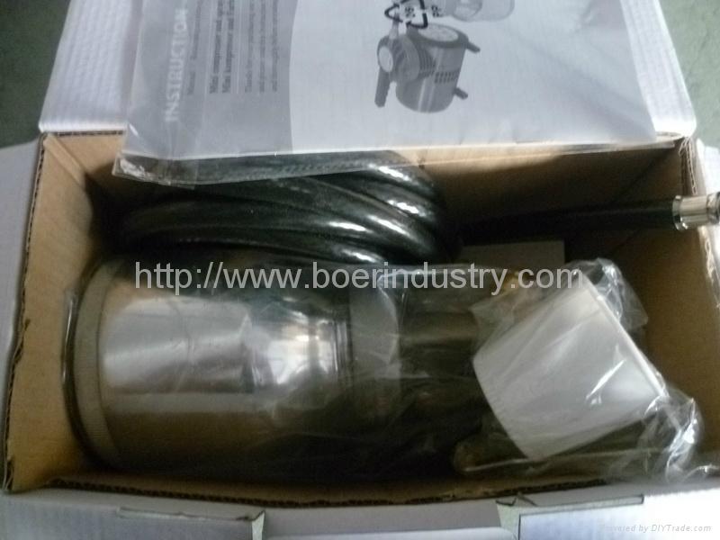 Portbale Air Compressor (AS06K-1) 3