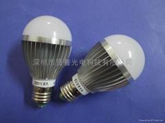 5W 可調光 LED球泡燈