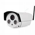 WiFi 720p/960p/1080P Outdoor Waterproof
