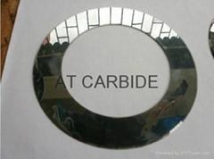 Carbide Slitter for Rubber