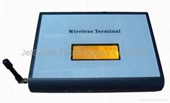 GSM CDMA one port LCD terminal