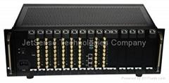 GSM CDMA WCDMA VOIP E1 64 Port Gateway