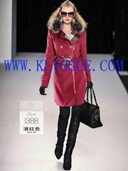 Women fashion Clothing Wool Winter Jacket/Coat (Hot Product