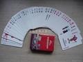 Customized advertising poker card card  3