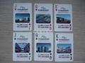 Customized advertising poker card card  4