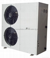 EVI Air source heat pump unit for
