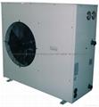 EVI Air source heat pump for radiator