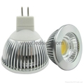 5W COB LED MR16 Spot light 500lm dimmable