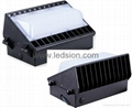 DLC ETL 120W LED WALL PACK