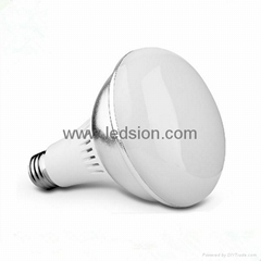 10W dimmable led Br30 ETL COB E27