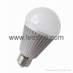 8W LED Bulb Light A19 Dimmable 2700K-6500K CE RoHS UL/cUL