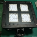 ETL DLC 120W Cree LED Shoebox IP65 Outdoor Lighting Meanwell Driver