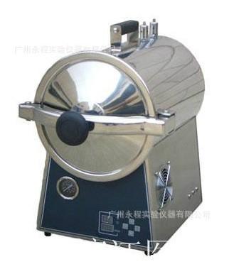 數顯臺式快速蒸汽滅菌器 1