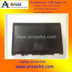 TOUCH Digitizer with frame (1310 F2D) FOR TOSHIBA Satellit U40T