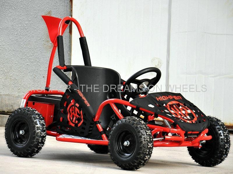 90cc Mini Cross Kart Mini Go Kart Gk005 Highper