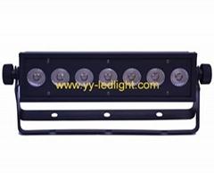 LED BAR LIGHT 7x15W RGBWA 5in1