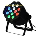 LED Effect Par 64 Can Light 12x10W RGBW 4IN1