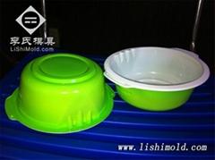 塑料方便面碗模具