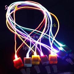 LED光纤挂带