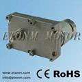 12volt dc gear motor for fireplace roast