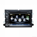 Car Stereo for Ford F-150 Fusion Explorer Expedition Edge Radio GPS SatNav DVD