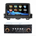 Car Stereo for Peugeot 307 GPS SatNav DVD Multimedia Headunit