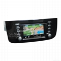 Car Multimedia for Fiat Punto Evo 2012+ GPS Satnav Navigation DVD Headunit