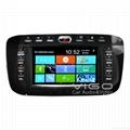 Autoradio for Fiat Punto/ Linea Stereo GPS Satnav Multimedia
