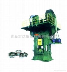 不鏽鋼腹地鍋壓力焊接機