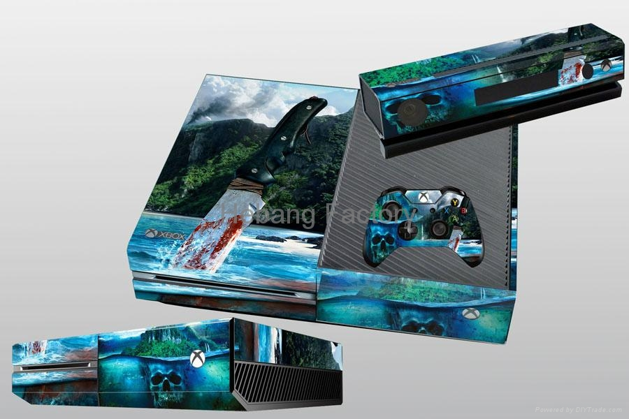 Xbox One Vinyl Xbox One Skin Sticker Call