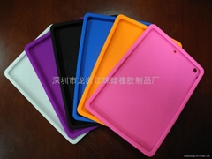 IPAD5 silicone case ,silicone covers